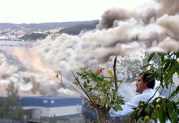 El Gobierno de Feijóo el día 15 de octubre prendía en Galicia tras ...